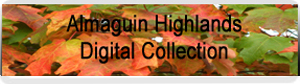 Almaguin Highlands site banner