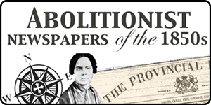 Abolitionist Newspapers